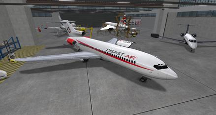 Boeing 727-100C (McKeenan Aviation) 1