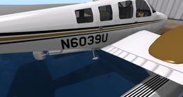 Call sign (DSA King Air)