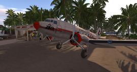 Douglas DC-3 (THI) 1
