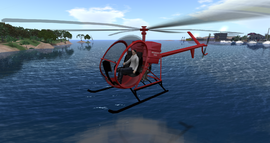 Velocity 300 Helicopter 1
