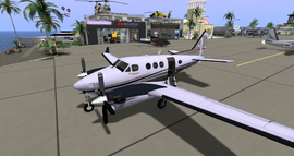 Beechcraft King Air (DSA) 1