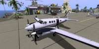 Beechcraft King Air (DSA)