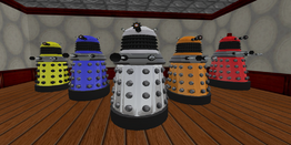 Dalek Army Daleks