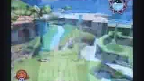 Mario Sunshine Beta (Space World 2001 Trailer)