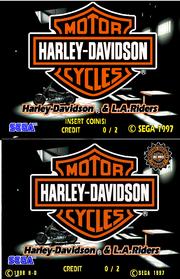 Harley-Davidson & L.A.Riders versions