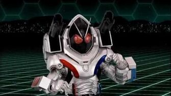 Kamen Rider Fourze Bounce Back MV