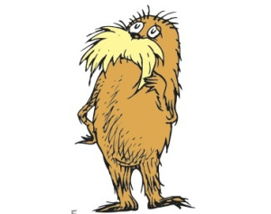 Image result for the lorax