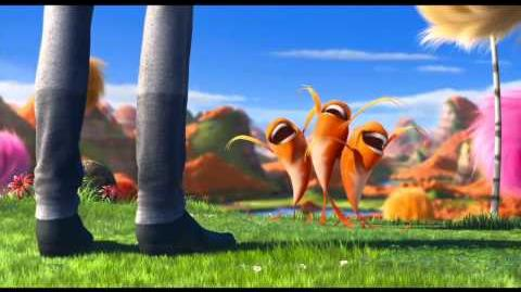 The Lorax - The Once-ler discovers the Truffla forest