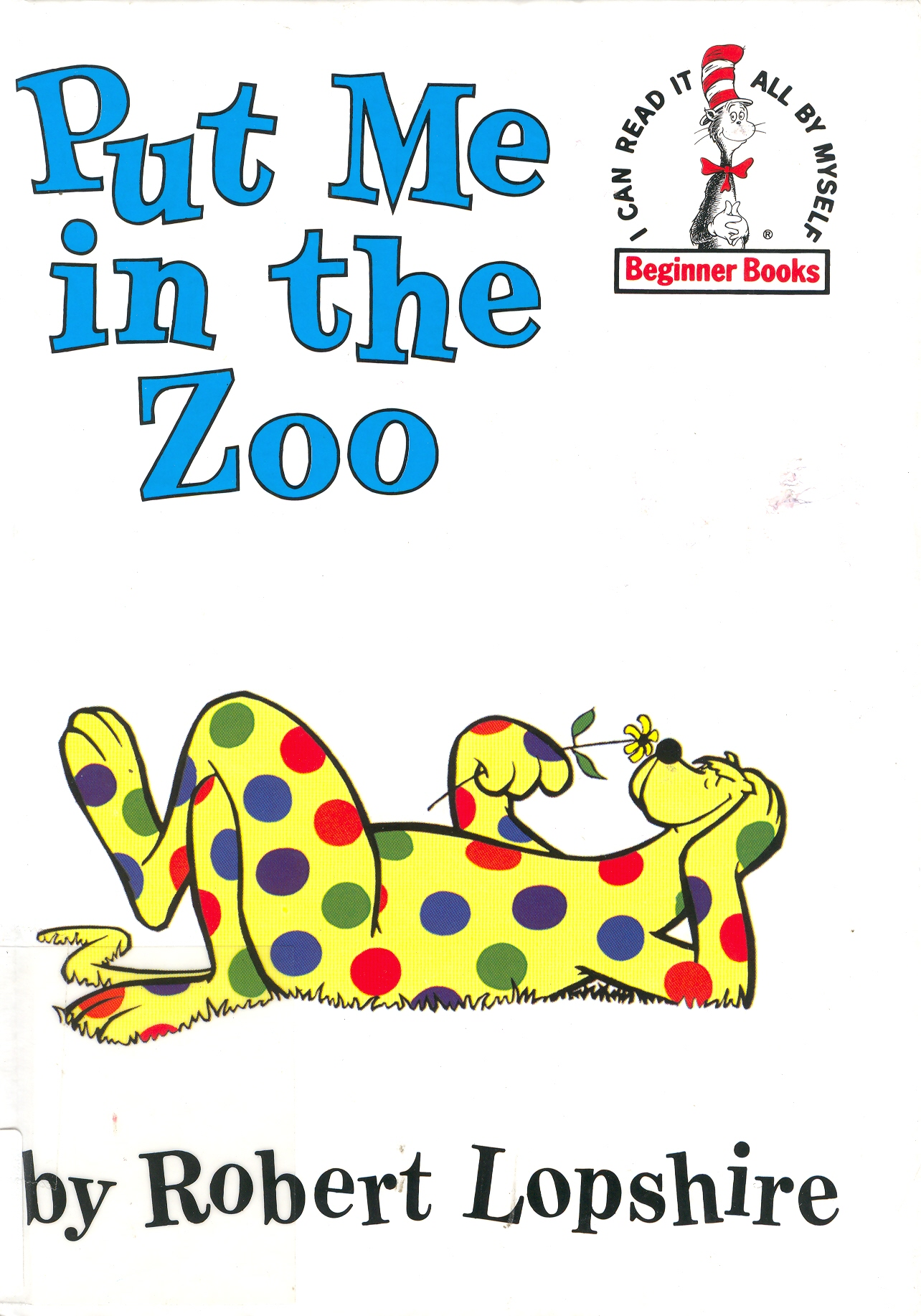 Put me in the zoo dr seuss wiki fandom powered by wikia for Put me in the zoo coloring pages