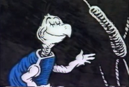 So yertle the turtle king lifted his hand