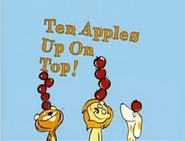 Ten Apples Up on Top (2)