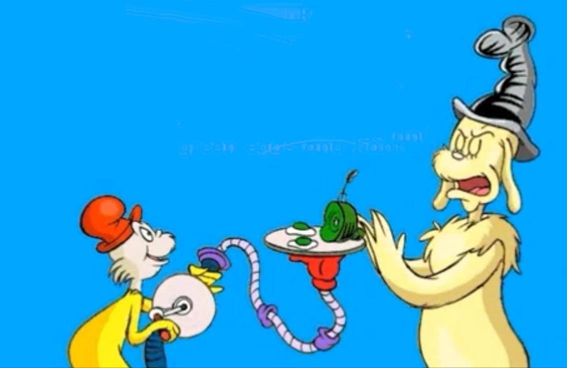 Sam-I-Am | Dr. Seuss Wiki | Fandom powered by Wikia