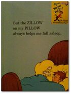 ZillowOnMyPillow