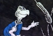 So yertle the turtle king lifted his hand2