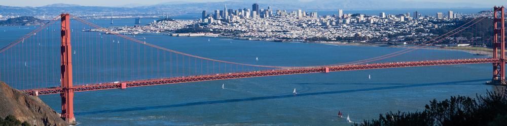 San Francisco Homeless Resource Golden Gate Bridge Wide 001