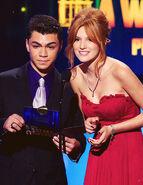 Bella thorne and adam irigoyen alma awards (4)