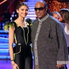 Zendaya-coleman-with-father