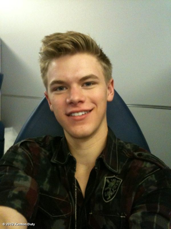 kenton duty has girlfriend