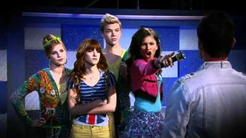"HD Shake it Up - S02E19 ""Whodunit Up"" Promo"