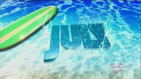 Disney Channel Summer - July Promo HD