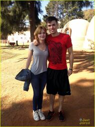 Bella-thorne-in-africa