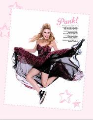 Caroline Sunshine Glitter Mag 04