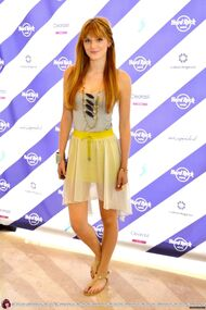 Bella-thorne-yellow-underdress