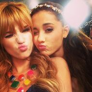 Bella-thorne-and-ArianaGrande