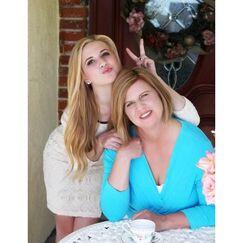 Caroline mom