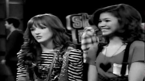 CeCe and Rocky - Moves Like Jagger