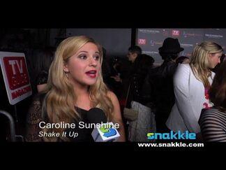 Caroline Sunshine 24