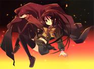 Hishoku no Sora Illustration Souen 30