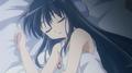 Shana-asleep
