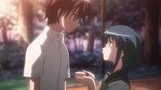 Fumina with Yuji
