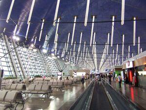 Pudong airport