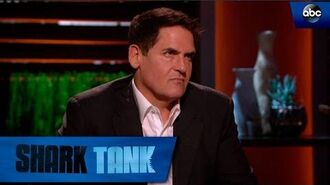 Chris Sacca and Mark Cuban Shark Fight - Shark Tank