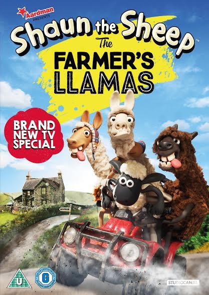 shaun the sheep the farmer180s llamas shaun the sheep