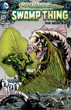 Swamp Thing Vol 5-14 Cover-1