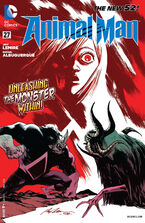Animal Man Vol 2-27 Cover-1