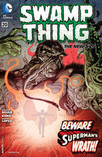 Swamp Thing Vol 5-20 Cover-1
