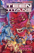 Teen Titans Vol 4-22 Cover-1