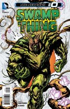 Swamp Thing Vol 5-0 Cover-1