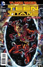 Teen Titans Vol 4-23 Cover-1