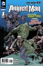Animal Man Annual Vol 2-1 Cover-1