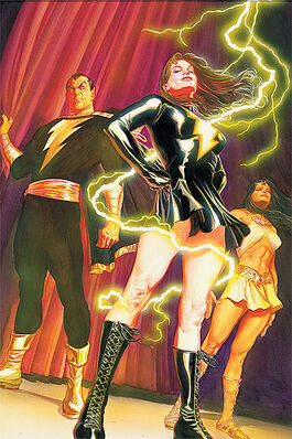 Mary Marvel-1