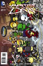 Justice League Dark Vol 1-27 Cover-2
