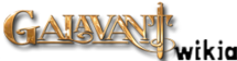 Galavant Wiki-wordmark