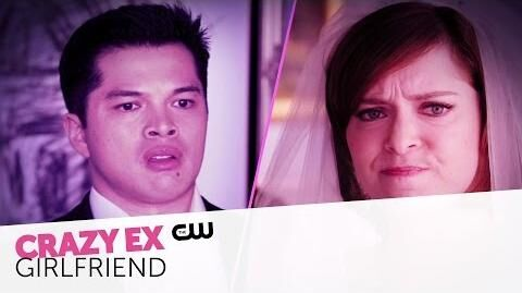 Crazy Ex-Girlfriend Can Josh Take a Leap of Faith? Trailer The CW