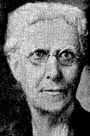 Winona sawyer 1930