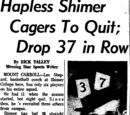 Morning Star/1963-02-22/Hapless Shimer Cagers To Quit; Drop 37 In Row